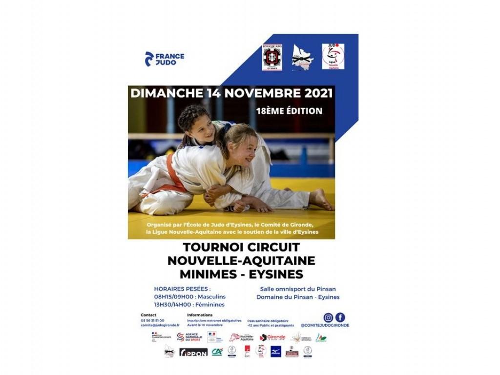 Image de l'actu 'Tournoi Circuit Nouvelle Aquitaine Eysines'