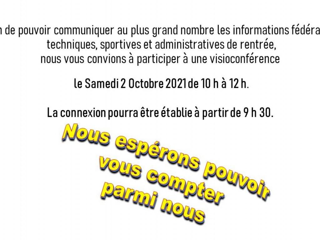 Image de l'actu 'INFORMATIONS FÉDÉRALES 02 OCTOBRE 2021'