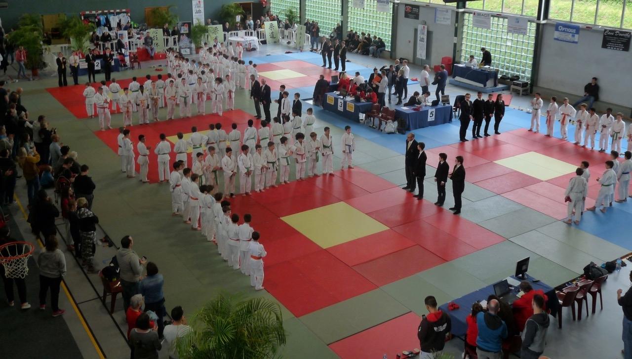 Trophée Benjamin(e)s 06-04-2019 DAX