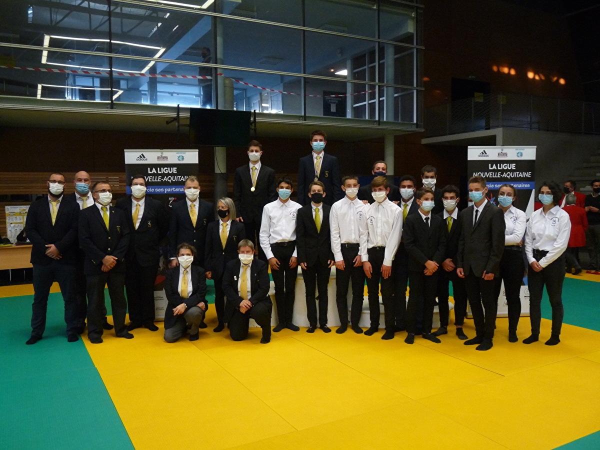 Coupe Jeune Officiels Cadet(te)s 17-10-2020 LORMONT